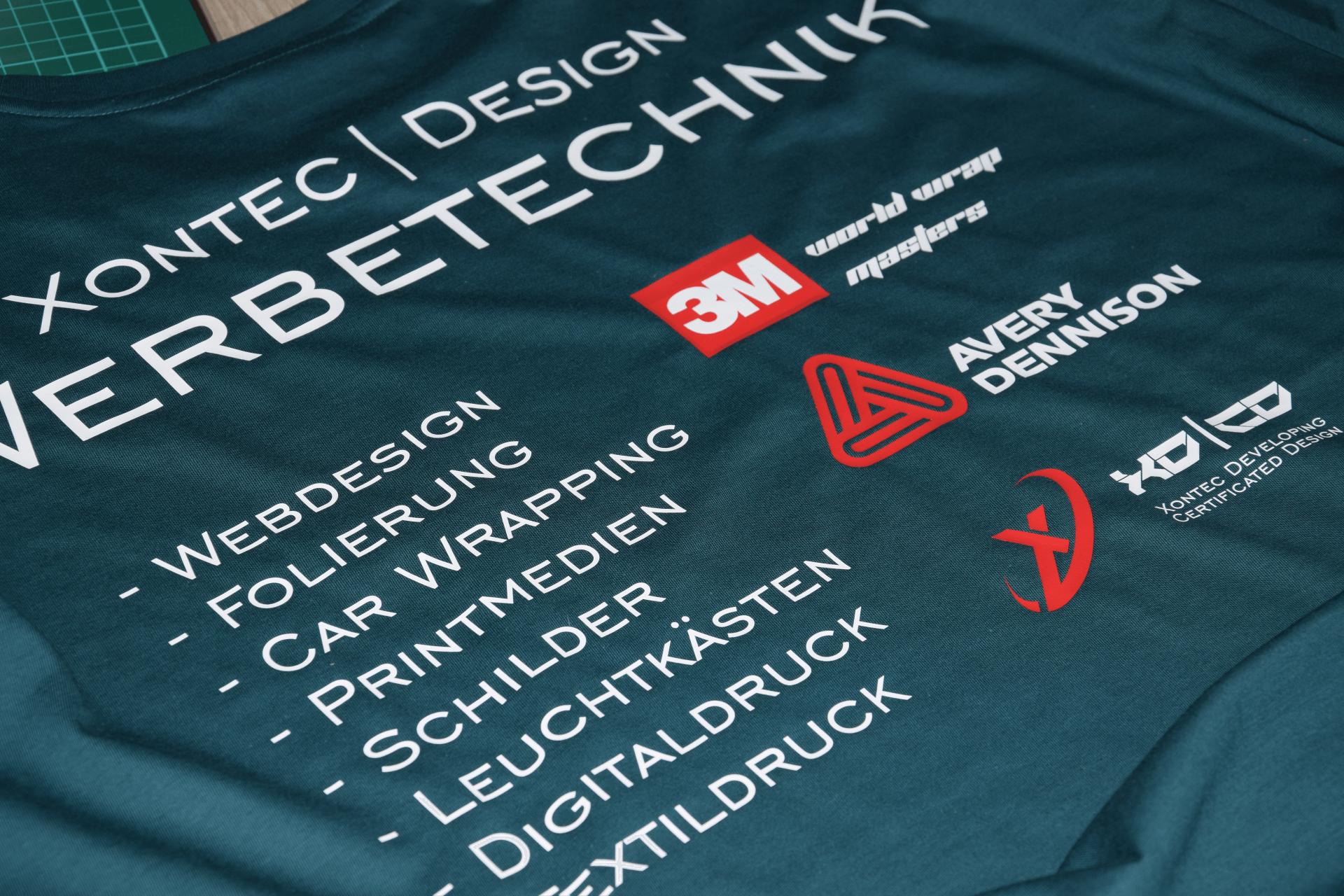 Xontec Design T-Shirt